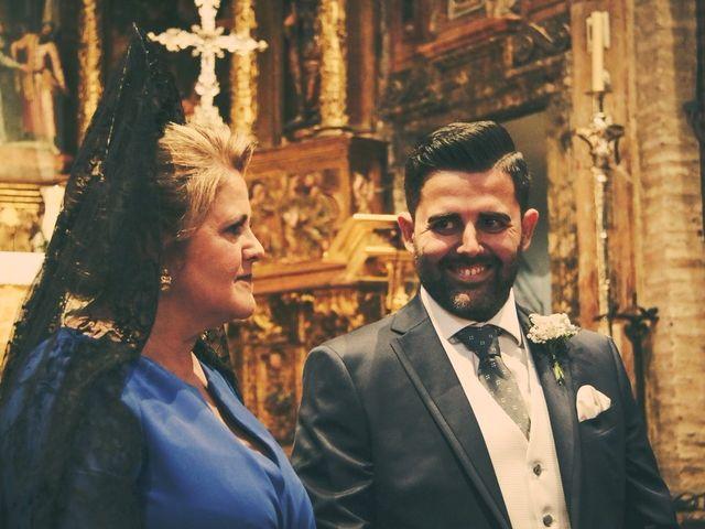 La boda de Jose y Tamara en Salteras, Sevilla 37