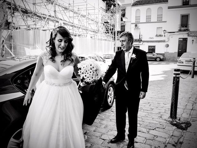 La boda de Jose y Tamara en Salteras, Sevilla 38