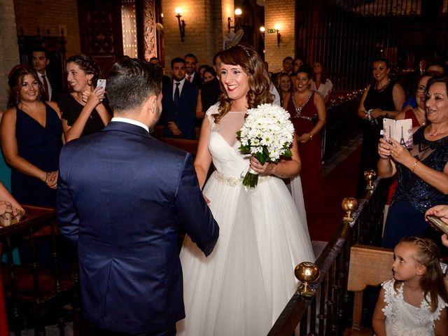 La boda de Jose y Tamara en Salteras, Sevilla 41