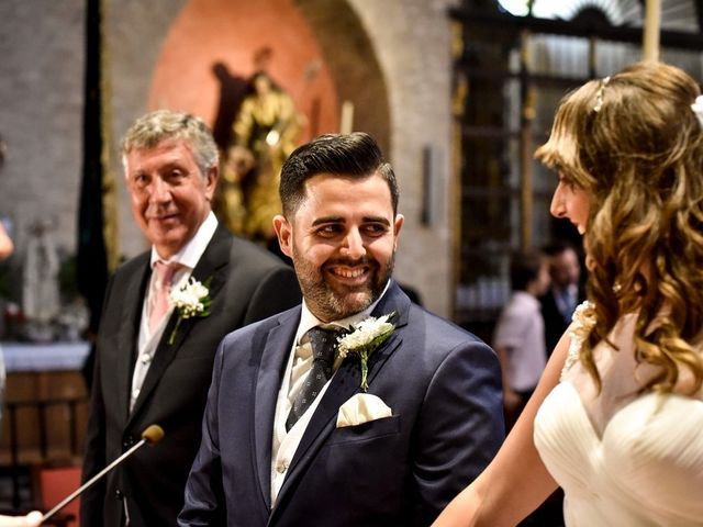La boda de Jose y Tamara en Salteras, Sevilla 42