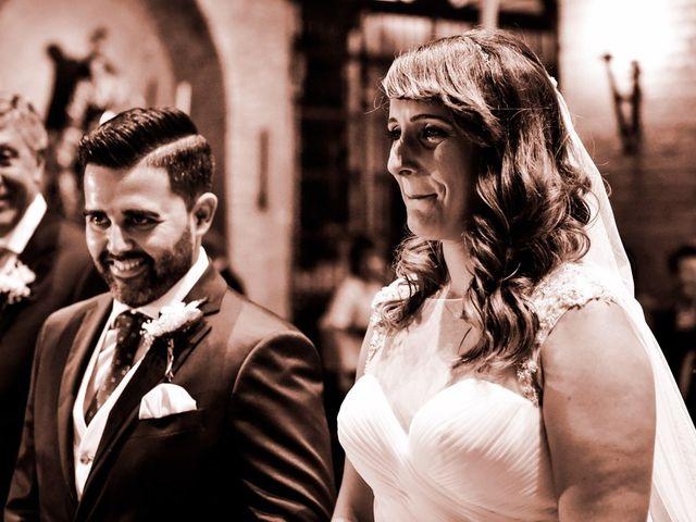 La boda de Jose y Tamara en Salteras, Sevilla 43