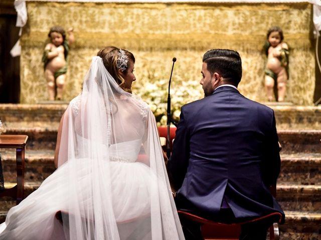 La boda de Jose y Tamara en Salteras, Sevilla 45