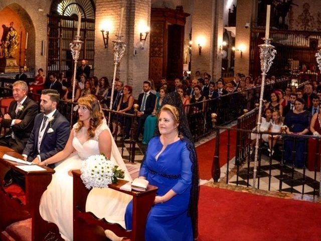 La boda de Jose y Tamara en Salteras, Sevilla 48
