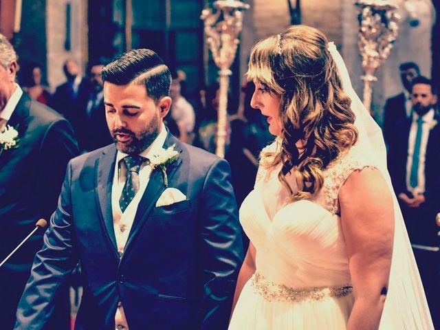 La boda de Jose y Tamara en Salteras, Sevilla 50