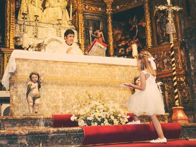 La boda de Jose y Tamara en Salteras, Sevilla 51