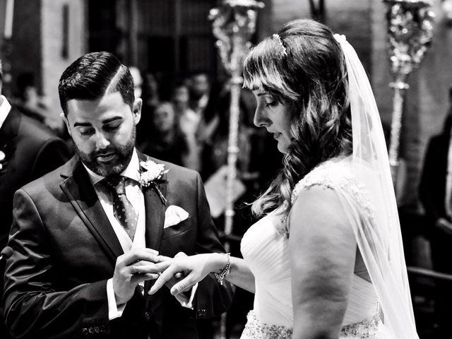 La boda de Jose y Tamara en Salteras, Sevilla 53