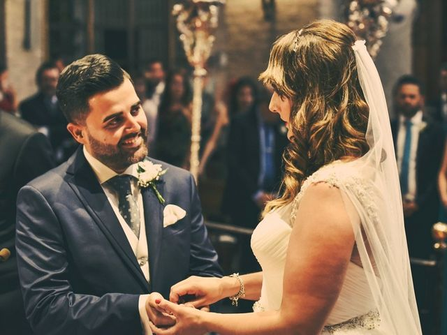 La boda de Jose y Tamara en Salteras, Sevilla 57
