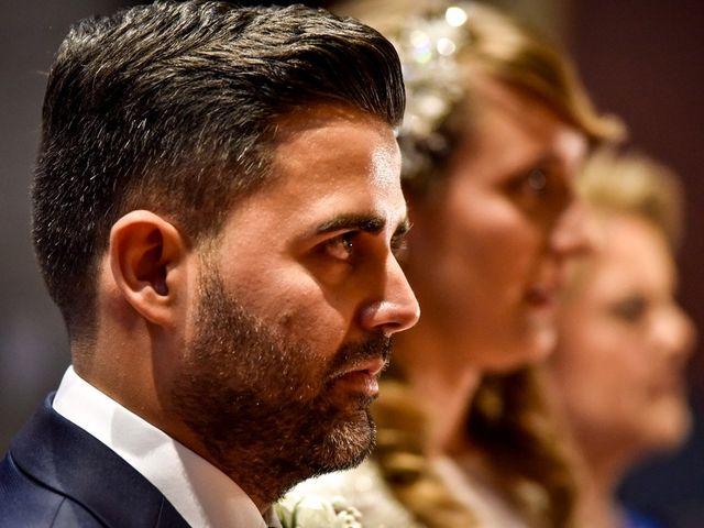La boda de Jose y Tamara en Salteras, Sevilla 59