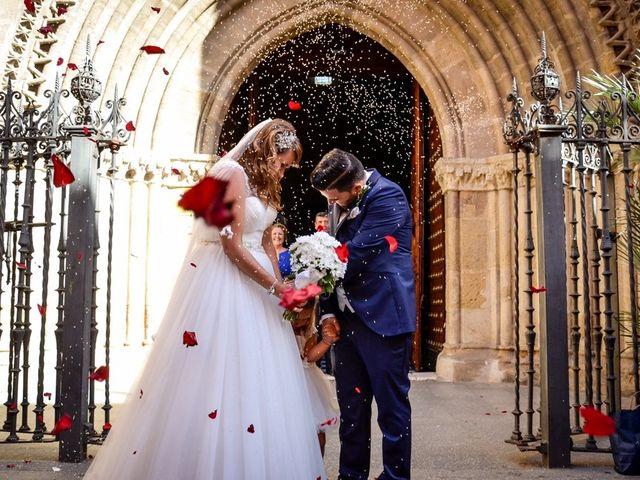 La boda de Jose y Tamara en Salteras, Sevilla 62