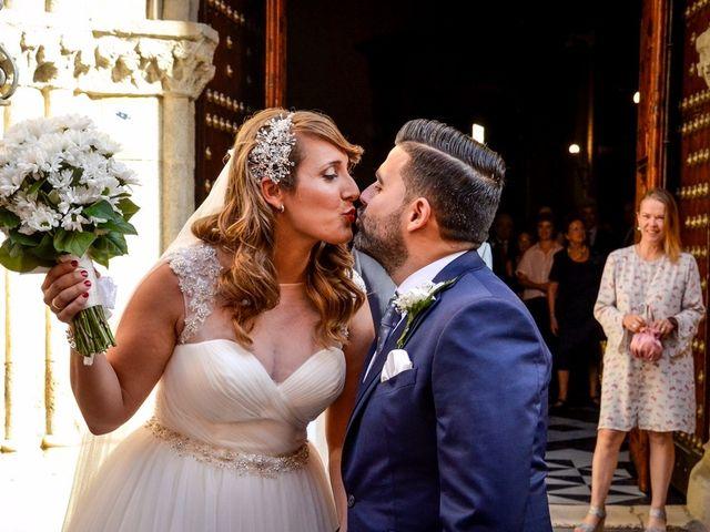 La boda de Jose y Tamara en Salteras, Sevilla 63