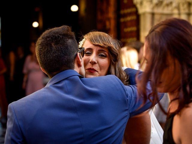 La boda de Jose y Tamara en Salteras, Sevilla 64