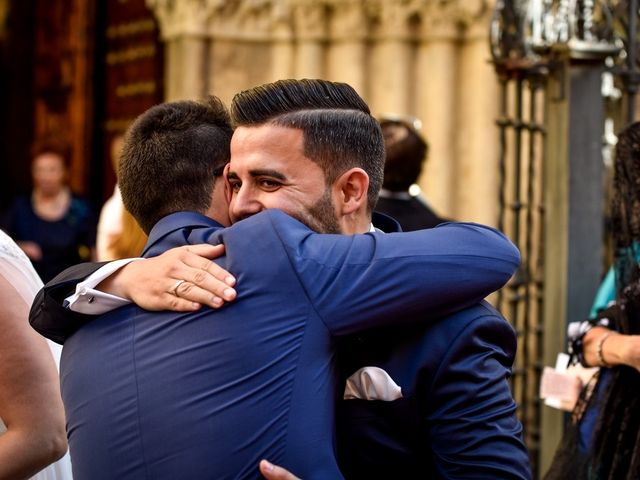 La boda de Jose y Tamara en Salteras, Sevilla 65