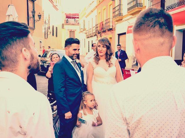 La boda de Jose y Tamara en Salteras, Sevilla 67