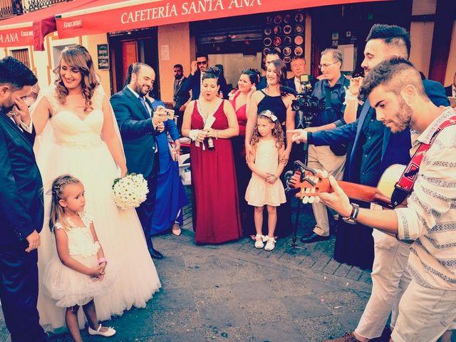 La boda de Jose y Tamara en Salteras, Sevilla 68
