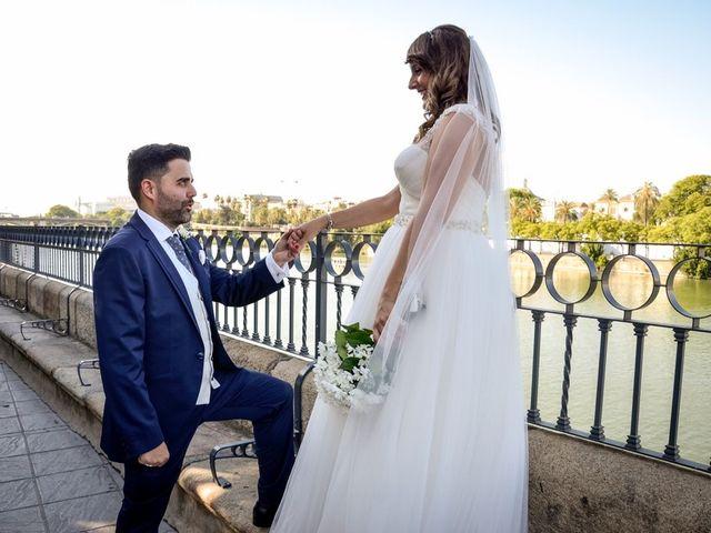 La boda de Jose y Tamara en Salteras, Sevilla 70