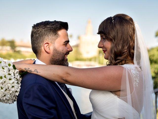 La boda de Jose y Tamara en Salteras, Sevilla 71