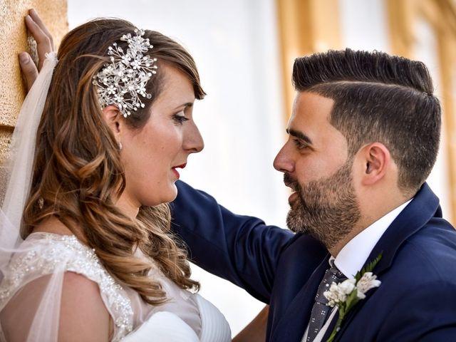 La boda de Jose y Tamara en Salteras, Sevilla 72