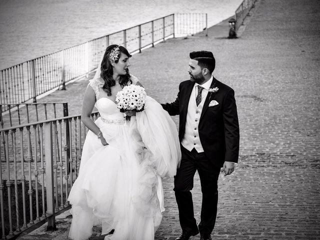 La boda de Jose y Tamara en Salteras, Sevilla 76