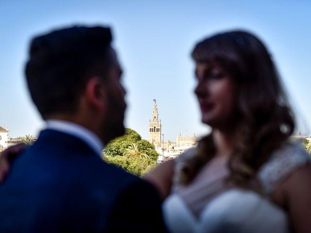 La boda de Jose y Tamara en Salteras, Sevilla 77