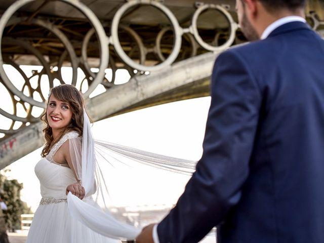 La boda de Jose y Tamara en Salteras, Sevilla 78