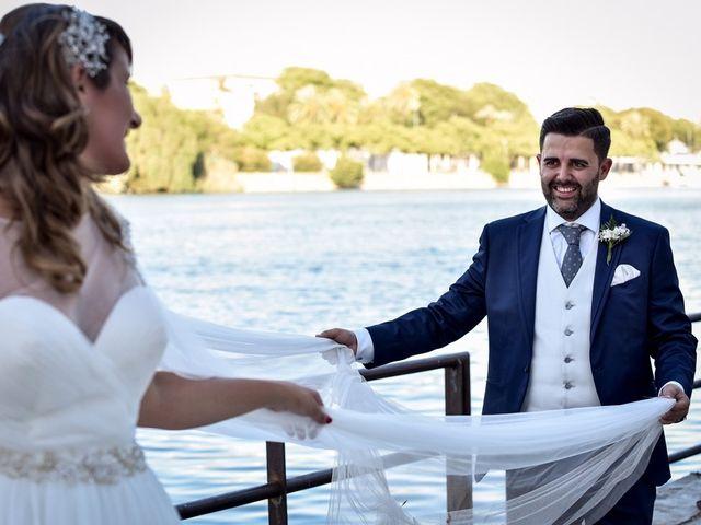 La boda de Jose y Tamara en Salteras, Sevilla 79