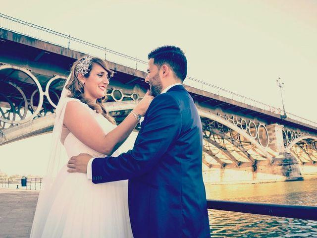 La boda de Jose y Tamara en Salteras, Sevilla 2