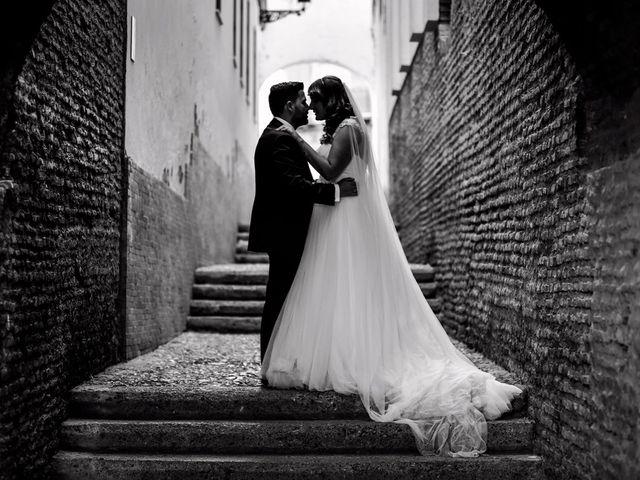 La boda de Jose y Tamara en Salteras, Sevilla 85