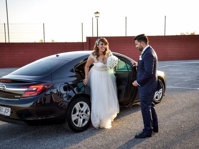La boda de Jose y Tamara en Salteras, Sevilla 86