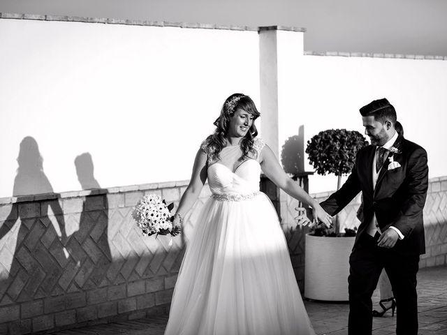 La boda de Jose y Tamara en Salteras, Sevilla 87