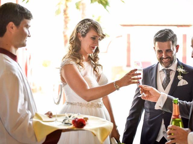 La boda de Jose y Tamara en Salteras, Sevilla 88