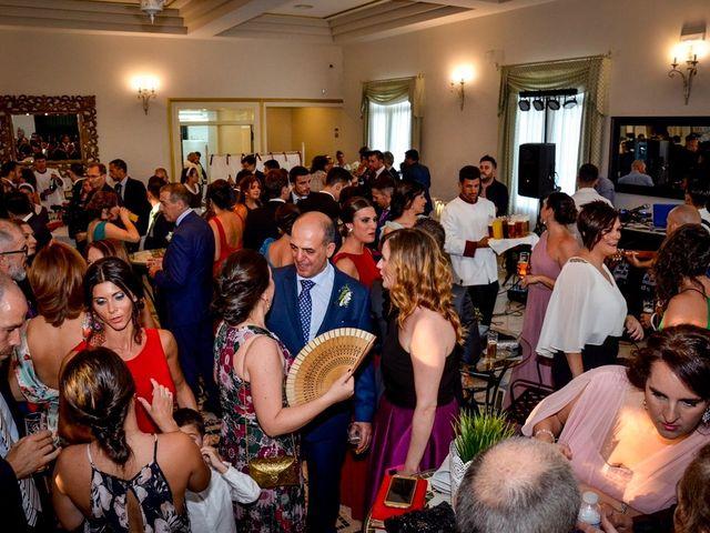 La boda de Jose y Tamara en Salteras, Sevilla 91
