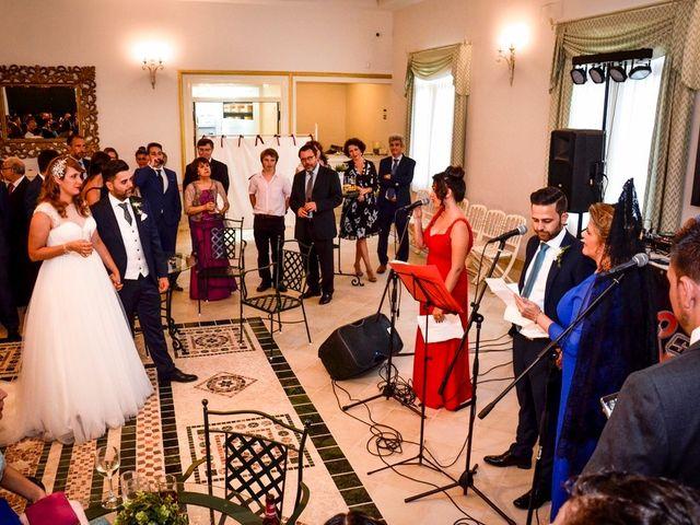 La boda de Jose y Tamara en Salteras, Sevilla 96