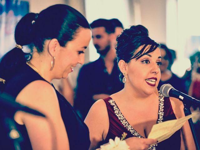 La boda de Jose y Tamara en Salteras, Sevilla 101