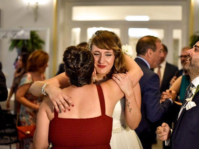La boda de Jose y Tamara en Salteras, Sevilla 103