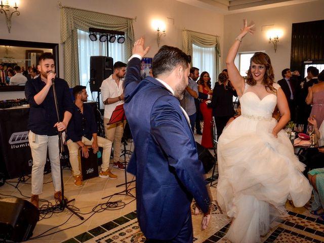 La boda de Jose y Tamara en Salteras, Sevilla 104
