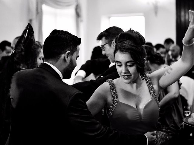 La boda de Jose y Tamara en Salteras, Sevilla 105