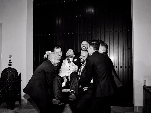 La boda de Jose y Tamara en Salteras, Sevilla 108