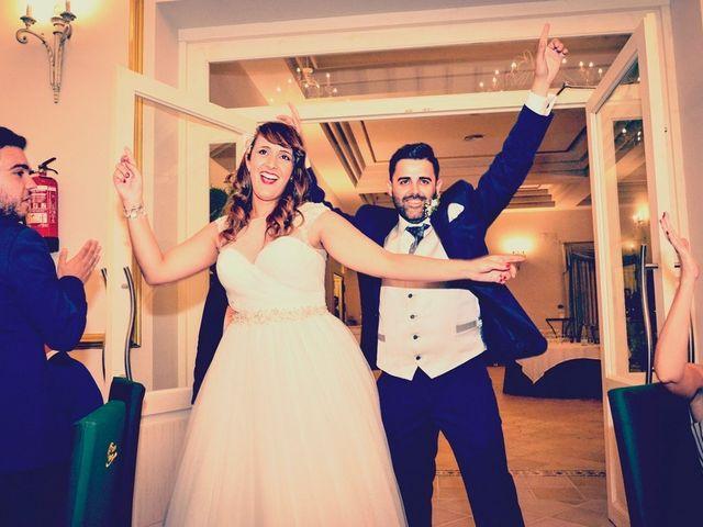 La boda de Jose y Tamara en Salteras, Sevilla 111
