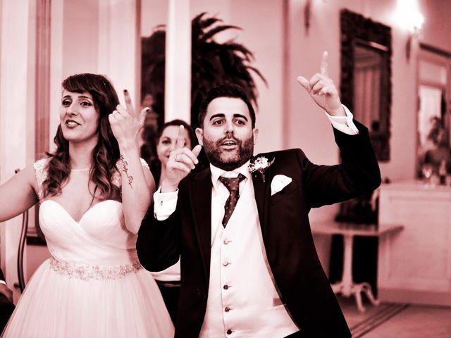 La boda de Jose y Tamara en Salteras, Sevilla 112