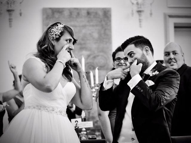La boda de Jose y Tamara en Salteras, Sevilla 115