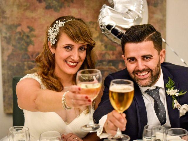 La boda de Jose y Tamara en Salteras, Sevilla 117
