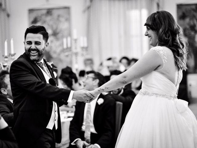 La boda de Jose y Tamara en Salteras, Sevilla 121