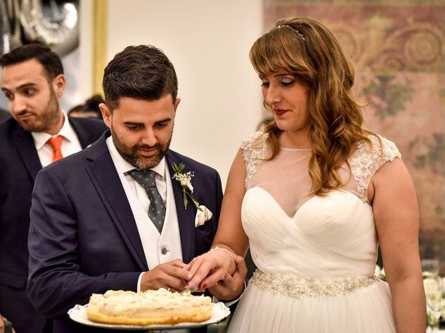 La boda de Jose y Tamara en Salteras, Sevilla 123