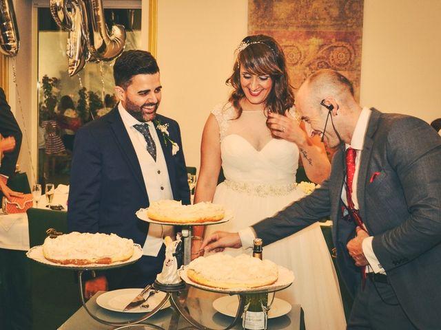 La boda de Jose y Tamara en Salteras, Sevilla 124