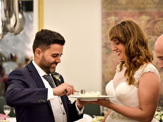 La boda de Jose y Tamara en Salteras, Sevilla 125