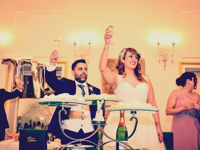 La boda de Jose y Tamara en Salteras, Sevilla 126