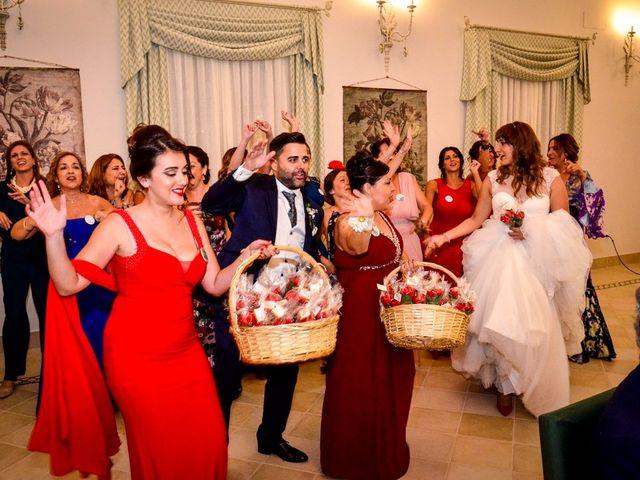 La boda de Jose y Tamara en Salteras, Sevilla 128