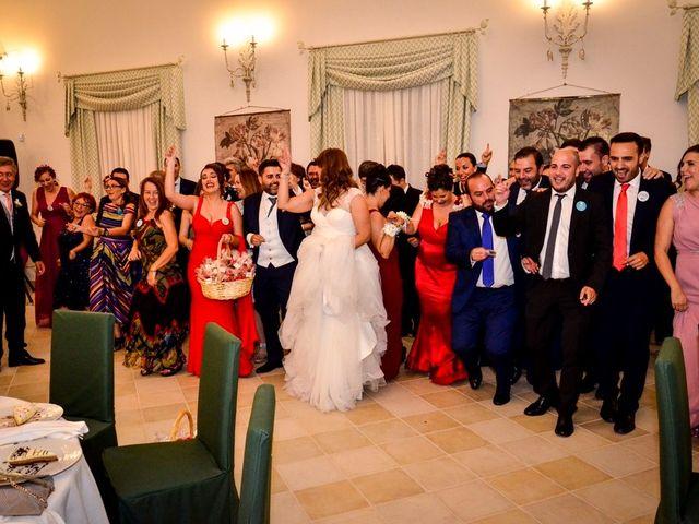 La boda de Jose y Tamara en Salteras, Sevilla 129