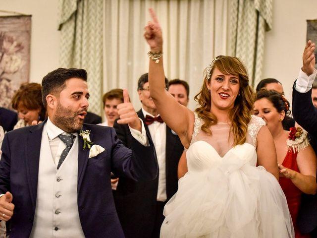 La boda de Jose y Tamara en Salteras, Sevilla 130