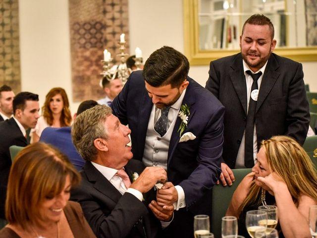 La boda de Jose y Tamara en Salteras, Sevilla 131